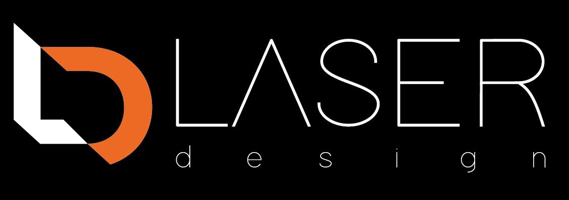 Logo Laser Design Nero